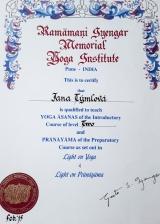 certifikatiyengar